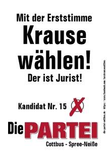 Krause wählen