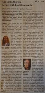 Lügen Rudi v. 13.9.2013