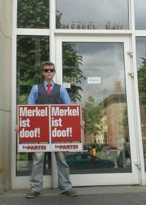FCK Merkel Bau