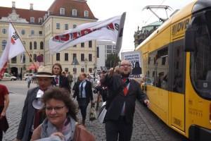 Härtere Maßnahmen gegen Straßenbahnstreicheln now!