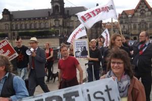 Weltkriegsbewährtes Dresden