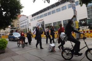 Weniger Spitzenarchitektur in Dresden!