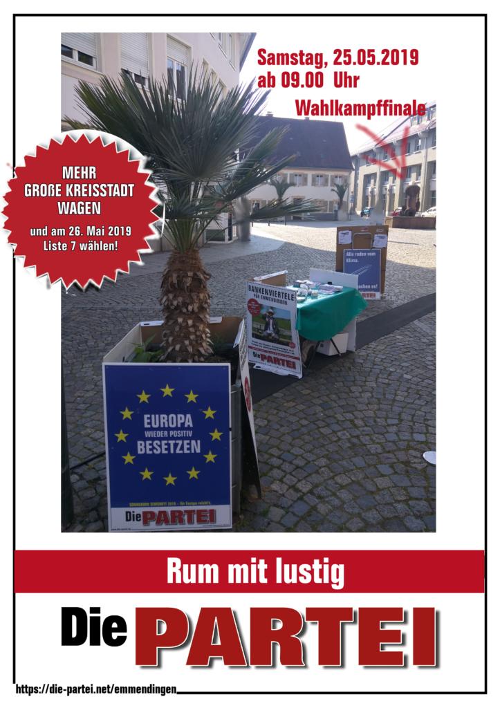 Wahlkampffinale_im_Brunnen_Die_PARTEI_Emmendingen