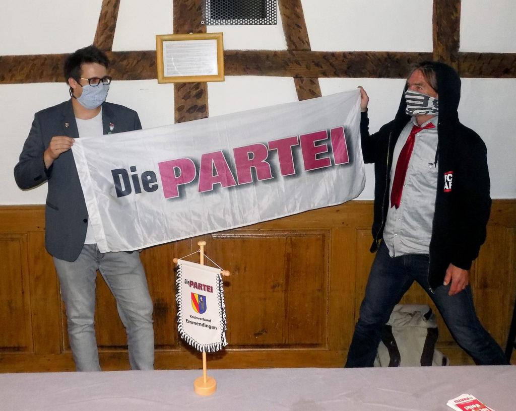 Unsere 2 Kandidaten für den Landtag im Wahlkreis 49 Landkreis Emmendingen