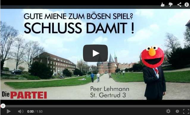 Unser Wahlvideo 2013