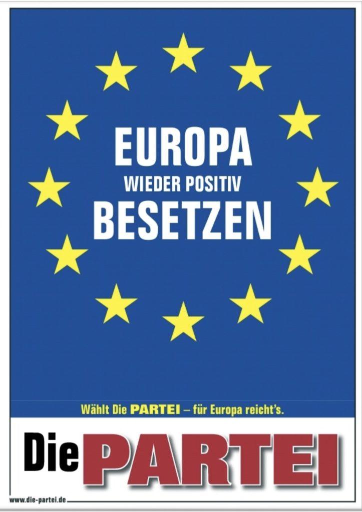 Europa wieder positiv besetzen!