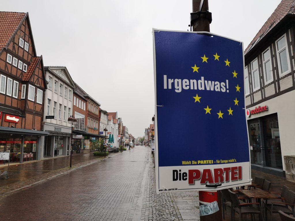 Die PARTEI in Nienburg