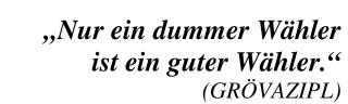 Die endgültige Teilung Deutschlands — das ist unser Auftrag.