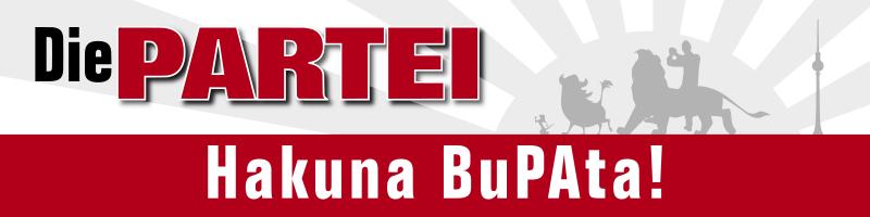 Unser Bannermotiv für den Bundesparteitag 2018.