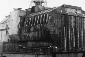 Kernkraftwerk-Tschernobyl