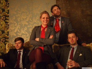 Kongress der außenpolitischen Vertreter aus Hamburg Bremen und Berlin. Estland 2012